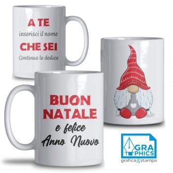 copy of Tazza Natale Gnomo