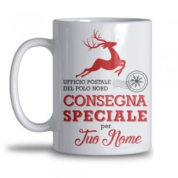Tazza Natale Consegna Speciale