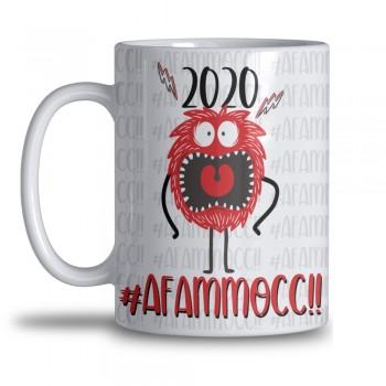 "Tazza ""Virus Afammocc"""